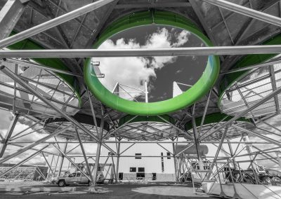 Merritt Green Energy Biomass Plant