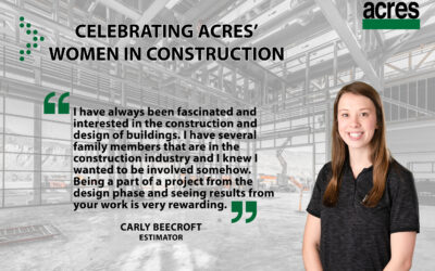 Women in Construction Week – Meet Carly Beecroft