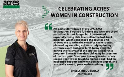Women in Construction Week – Meet Shelly Bilouzenko