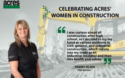 Women in Construction Week – Meet Tammy Olsen