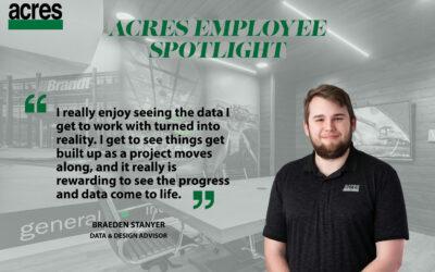 Employee Spotlight — Braeden Stanyer