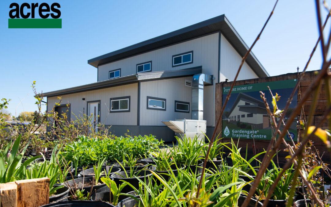 Gardengate Training Centre Project