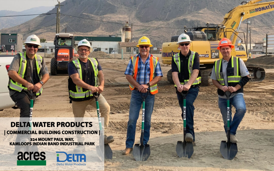 New Project – Delta Water Products